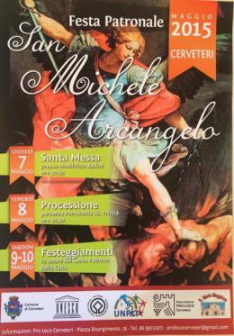 Cerveteri festeggia il santo patrono San Michele Arcangelo