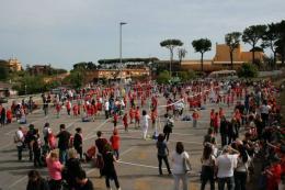 Modo volley, un pieno di entusiasmo per l'evento con le scuole