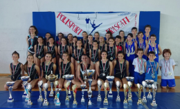 Polisport Frascati: pieno di medaglie prima delle finali