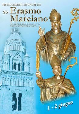 Santi Erasmo e Marciano, anche Gaeta festeggia