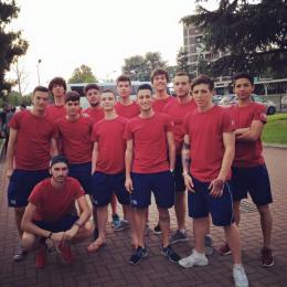 TdR, la Juniores parte fortissimo: Friuli travolto 7-1