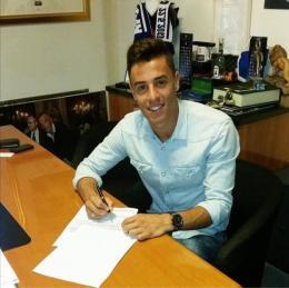 Oikonomidis firma con la Lazio per cinque anni