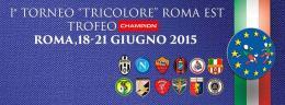 Dal 18 Giugno al 21 appuntamento a Ponte di Nona con il Torneo Tricolore RomaEst