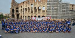 Dabliu Soccer Academy: un saluto da gladiatori