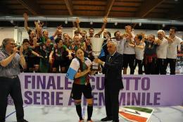 La Lazio abdica ai rigori, Ternana campione d'Italia