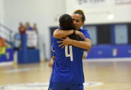 L'Italia concede il bis: Ungheria battuta 4-0 a Montesilvano