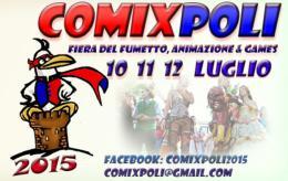 Ladispoli diventa cartoon: nel week end arriva Comixpoli