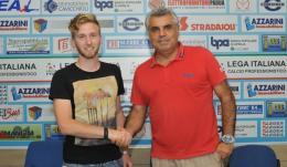 Ufficiale: Daniele Bosi è un nuovo giocatore dell'Aprilia