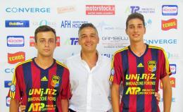 Ardenza: arrivano 2 giovani dalla Lazio Calcetto