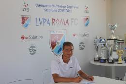 Marco Losi è un giocatore della Lupa Roma