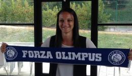 Angelica Dibiase al premio Futsal Passion Città di Venosa