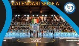 Serie A e A Elite ecco i calendari: subito Lazio - Pescara