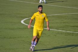 """Ostiamare, Cicino si presenta con gol: """"Impegno e professionalità"""""""