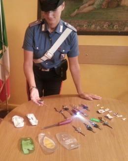 Carabinieri arrestano quattro ladri d'appartamento