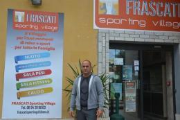 """Pavia: """"Progetto Frascati Sporting Village: ecco le mie idee"""""""