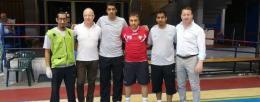 L`Axed Group Latina Calcio a 5 supera 7-4 l`Arabia Saudita