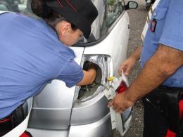 Arrestato cittadino albanese per detenzione di cocaina
