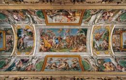 Il Carracci che non ti aspetti: Palazzo Farnese risplende di nuova luce