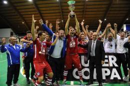La Carlisport Cogianco  mette le mani sulla Supercoppa