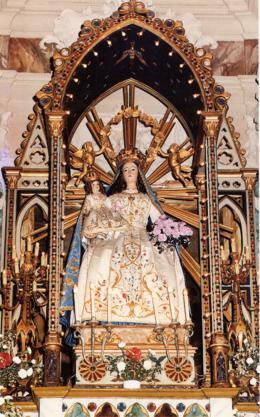 A Piansano è tutto pronto: nel week end si festeggia la Madonna del Rosario