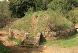 Cerveteri, apertura straordinaria della tomba Regolini - Galassi