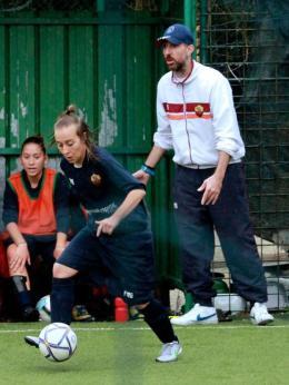 Roma Ca5 sconfitta dallo Sporting Club Coppa D'Oro
