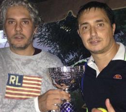 Tc New Country Club festeggia la vittoria del campionato Csain