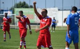 Diego Tornatore si prende la vetta della classifica marcatori: 9 gol