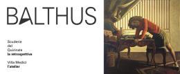 La Capitale celebra Balthus, con una retrospettiva poliedrica