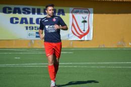 """Libertas Casilina, Francesco Tafuri: """"Rete che dedico alla squadra"""""""
