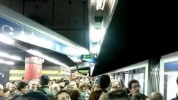 Lo sciopero delle FS è terminato: ma i disagi in Roma Tpl e Metro continuano