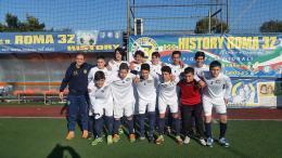 Giovanissimi History Roma 3Z: otto gol a Il Ponte