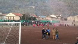 Football Riano e Salto Cicolano si annullano a vicenda