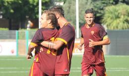Roma, esordio in Serie A per Tumminello e Di Livio