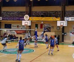 B1 - La Giò Volley Aprilia vince contro l'Evoluzione Ostia