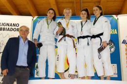 Judo Frascati,  Favorini 2° al trofeo internazionale Alpe Adria