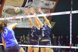 Serie D - La Giò Volley chiude la prima fase in 3ª posizione