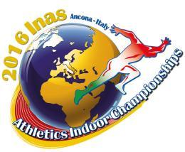 Mondiali Inas Atletica Indoor: ad Ancona dal 9 al 13