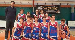 U13 - Frascati, la squadra di Spizzichini promette bene