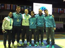 Frascati: sei medaglie ai campionati europei Cadetti e Giovani