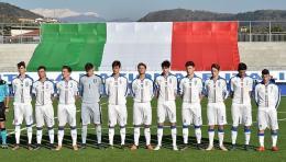 Europei: la UEFA ufficializza il tabellone dell'Italia