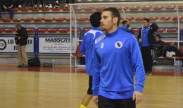 Primi colpi del Grande Impero Futsal: Ridenti e Ruzzier
