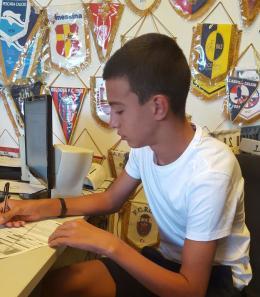 Accademia: la Lazio la spunta per il baby Marinacci