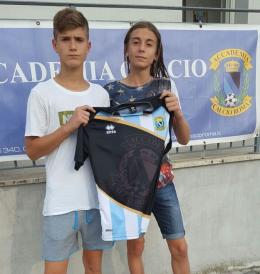 Accademia Calcio Roma, presi Ceccarelli e Antonini