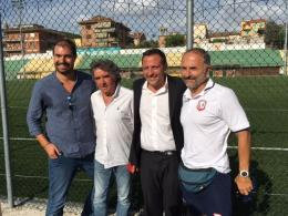 Pro Calcio Tor Sapienza-Carpi: presentata l'affiliazione