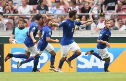 Europeo, doppio Dimarco e il sogno continua: Italia in finale!