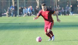 Roma, primo contratto da professionista per Tofanari