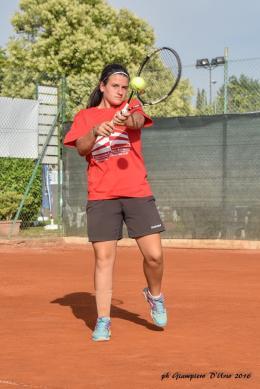 Letizia Mastromarino vola ai campionati italiani U14