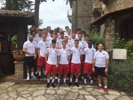 Roma, Alessio Amadio è un giocatore del Perugia