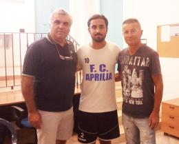 Aprilia: accordo con il centrocampista Leonardo Blasi